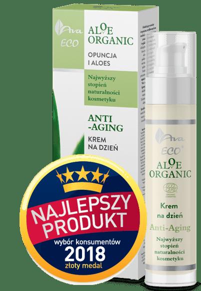 Aloe Organic dzień2 + NPWK 2018