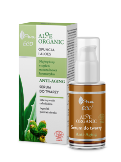 ALOE ORGANIC Serum do twarzy anti-aging