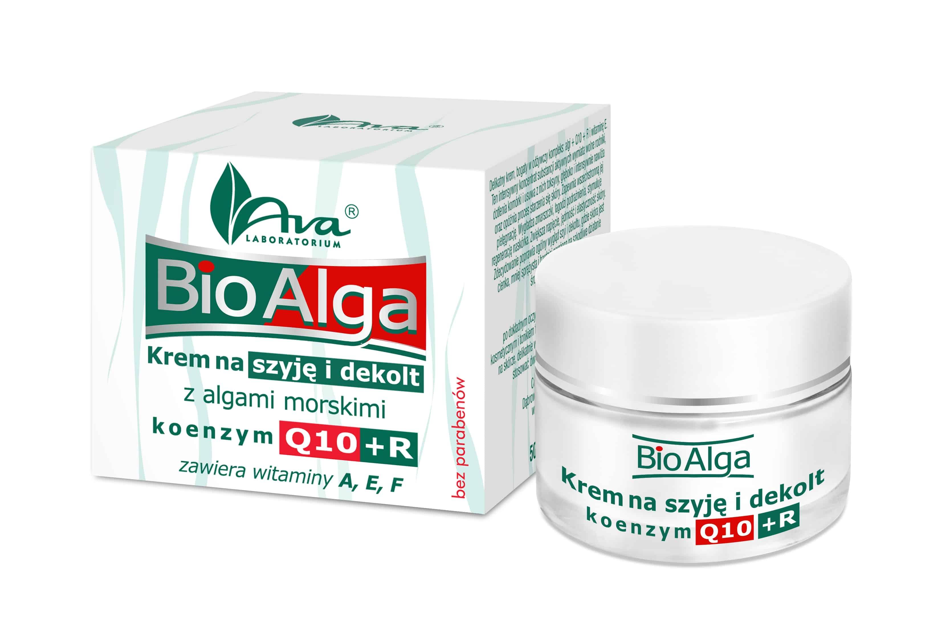 Bioalga krem szyja_PL