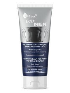 ECO MEN Balsam wyszczuplający męski brzuch i talię