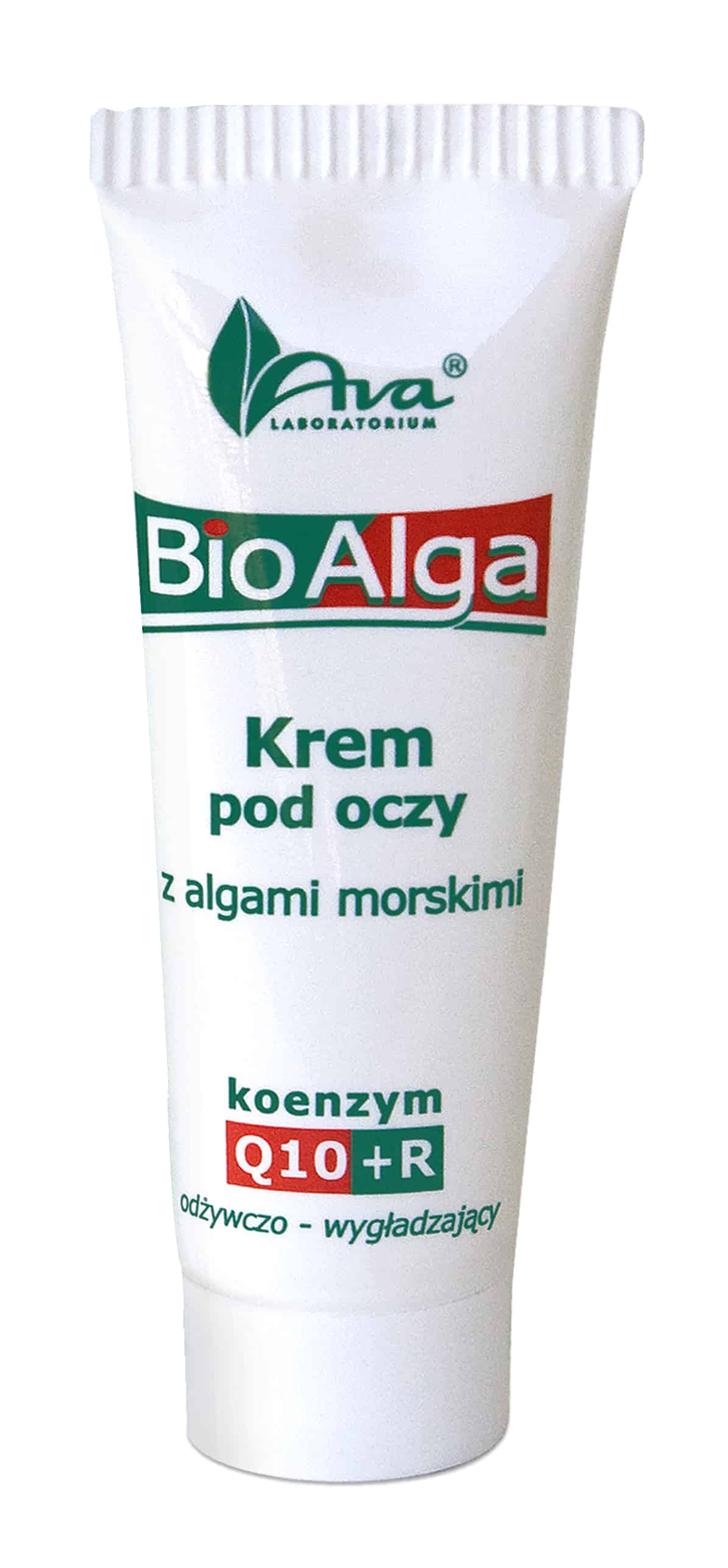 tubka Bioalga pod oczy