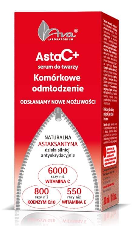 Asta C kartonik serum