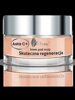 Asta C+ Effective regeneration