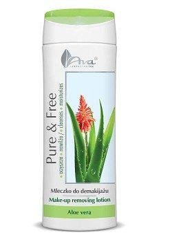 Pure & Free Creamy make-up remover