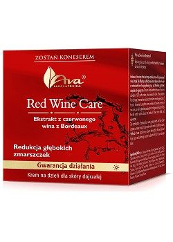Red Wine Care Reduction of deep wrinkles