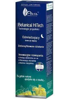 Botanical HiTech Rejuvenating face cream