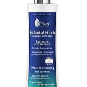 Botanical HiTech Skuteczne oczyszczenie Mleczko do demakijażu
