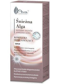 SNOW ALGAE Rejuvenating complex – serum
