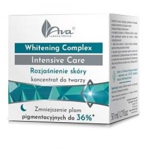 Whitening Complex Intensive Care Rozjaśnienie skóry koncentrat do twarzy na noc