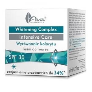 Whitening Complex Intensive Care Wyrównanie kolorytu krem do twarzy na dzień
