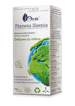 Planet Earth  Nourishing elixir Concentrated oil serum