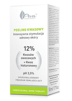 Professional Home Therapy – 12% kwasów owocowych i kwas hialuronowy